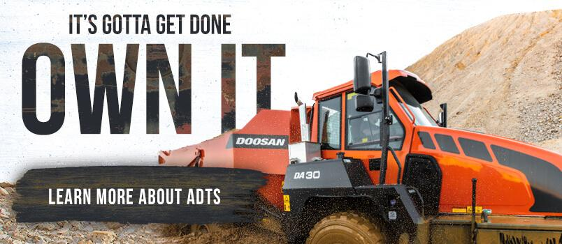 It's gotta get done. Own it. Learn more about ADTs.