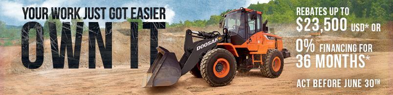 Excavator and Wheel Loader Specific Model Program